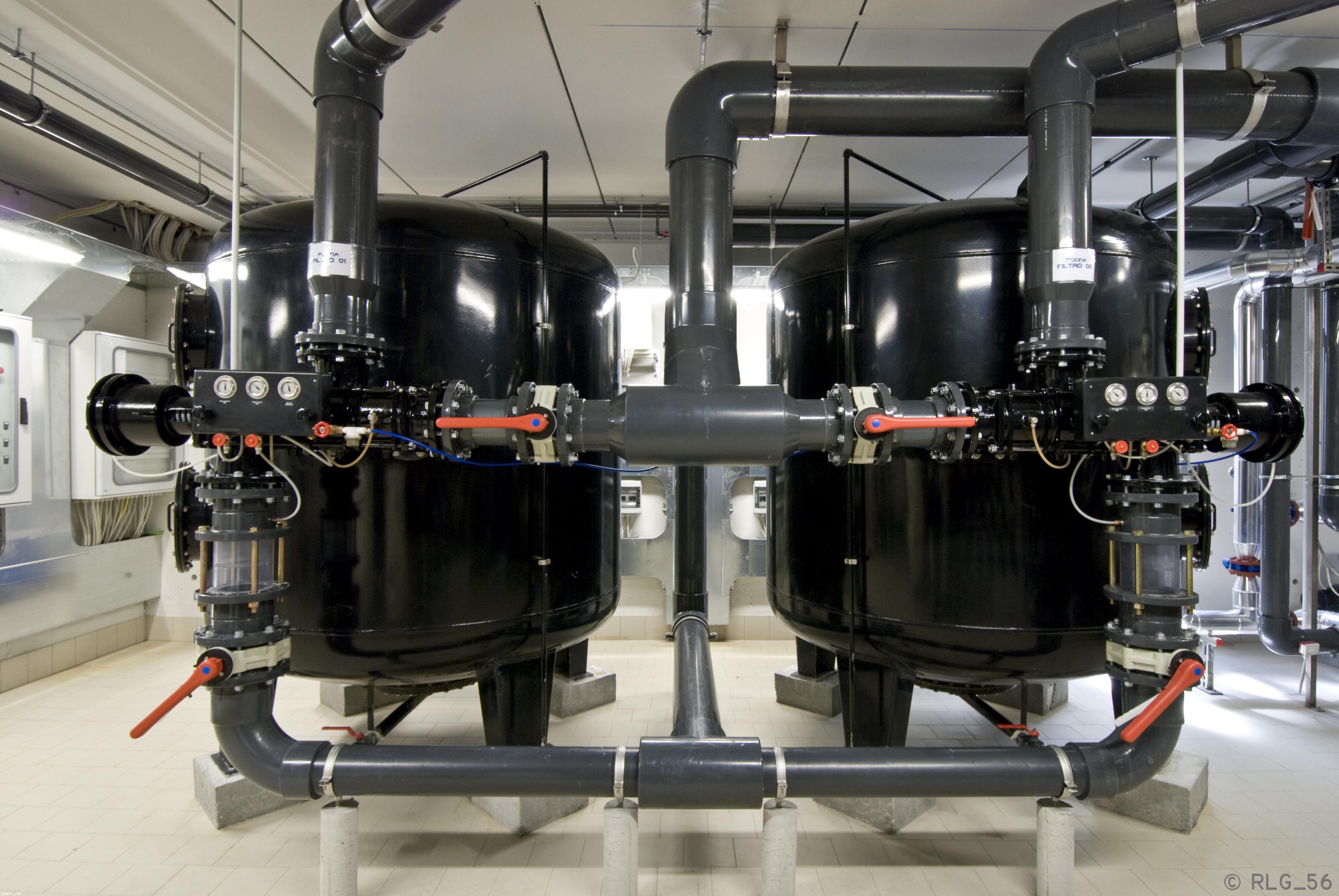 Benessere in sicurezza con acque termali trattate gt for Filtri piscina