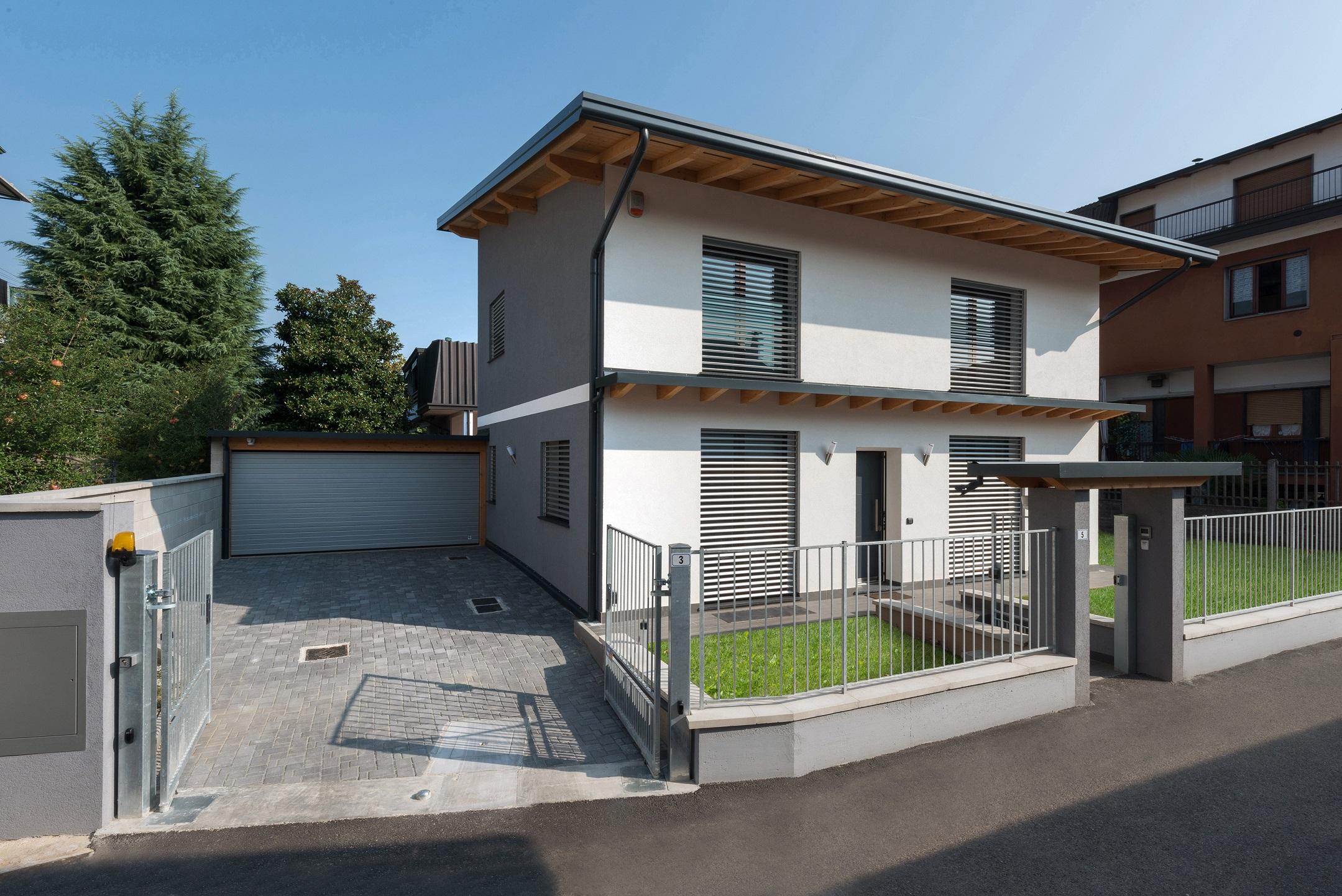 Pompa di calore e vmc per la casa passiva in legno gt for Moderni piani di casa eco
