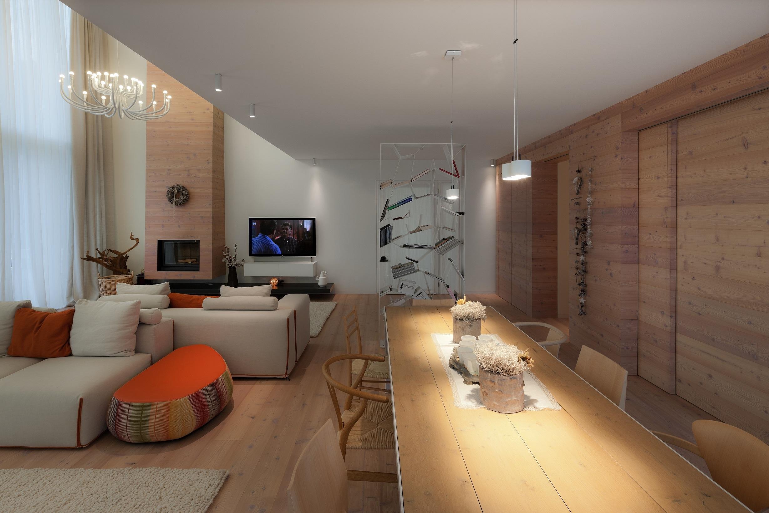 Dalla climatizzazione al recupero acqua piovana impianti for Interni case eleganti