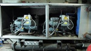 ENERGIA RINNOVABILE DAL SOTTOSUOLO. L'impianto realizzato da Siram utilizza acqua a temperature quasi costanti durante tutto l'anno, particolarmente favorevoli al funzionamento delle pompe di calore.