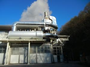 L'INTERVENTO DI RECUPERO TERMICO di fumi di processo per la generazione di vapore destinata al processo di essiccazione della carta la cartiera consente di utilizzare l'energia in modo razionale e ridurre i costi energetici.