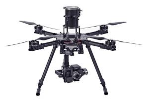 HIGHONE. Un esempio tipo di drone utilizzato per ispezioni termografiche, è HІGHONE HSE Hіgh Safety Environment di Italdron, azienda italiana leader del settore.