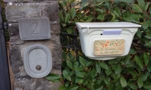 La cassetta di risciacquo… delle lettere!