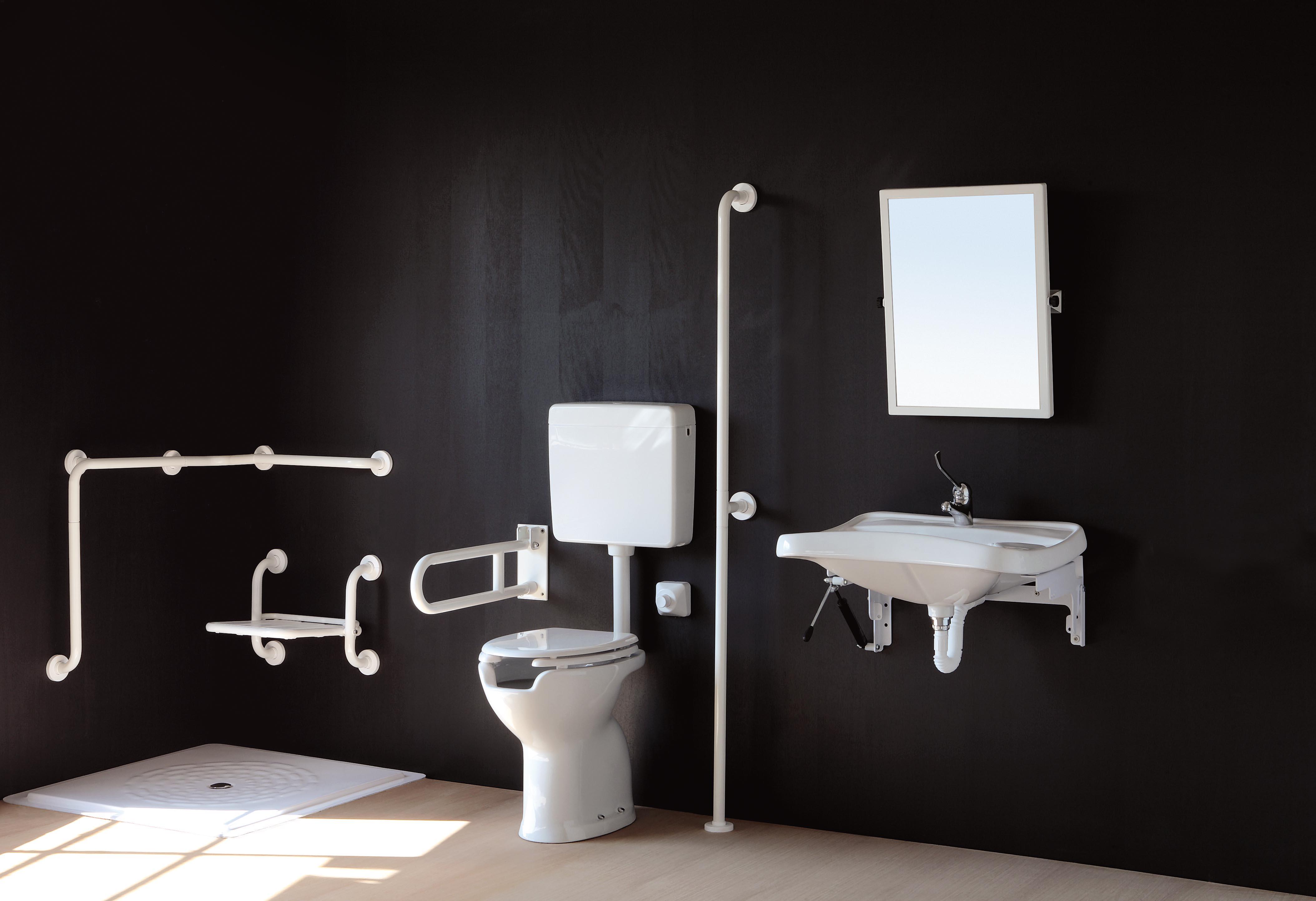 Dalle ceramiche alla rubinetteria gt il giornale del - Attrezzature per disabili bagno ...