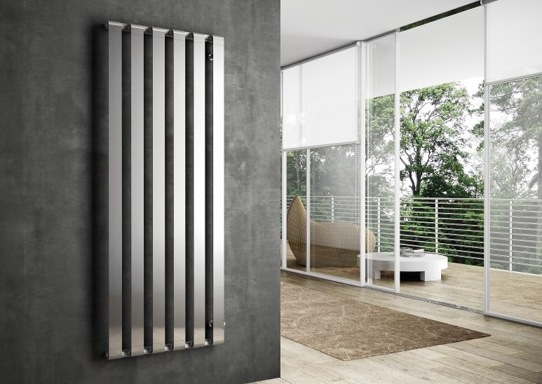 Il radiatore che unisce estetica e funzionalit gt il for Disegno impianto riscaldamento a termosifoni