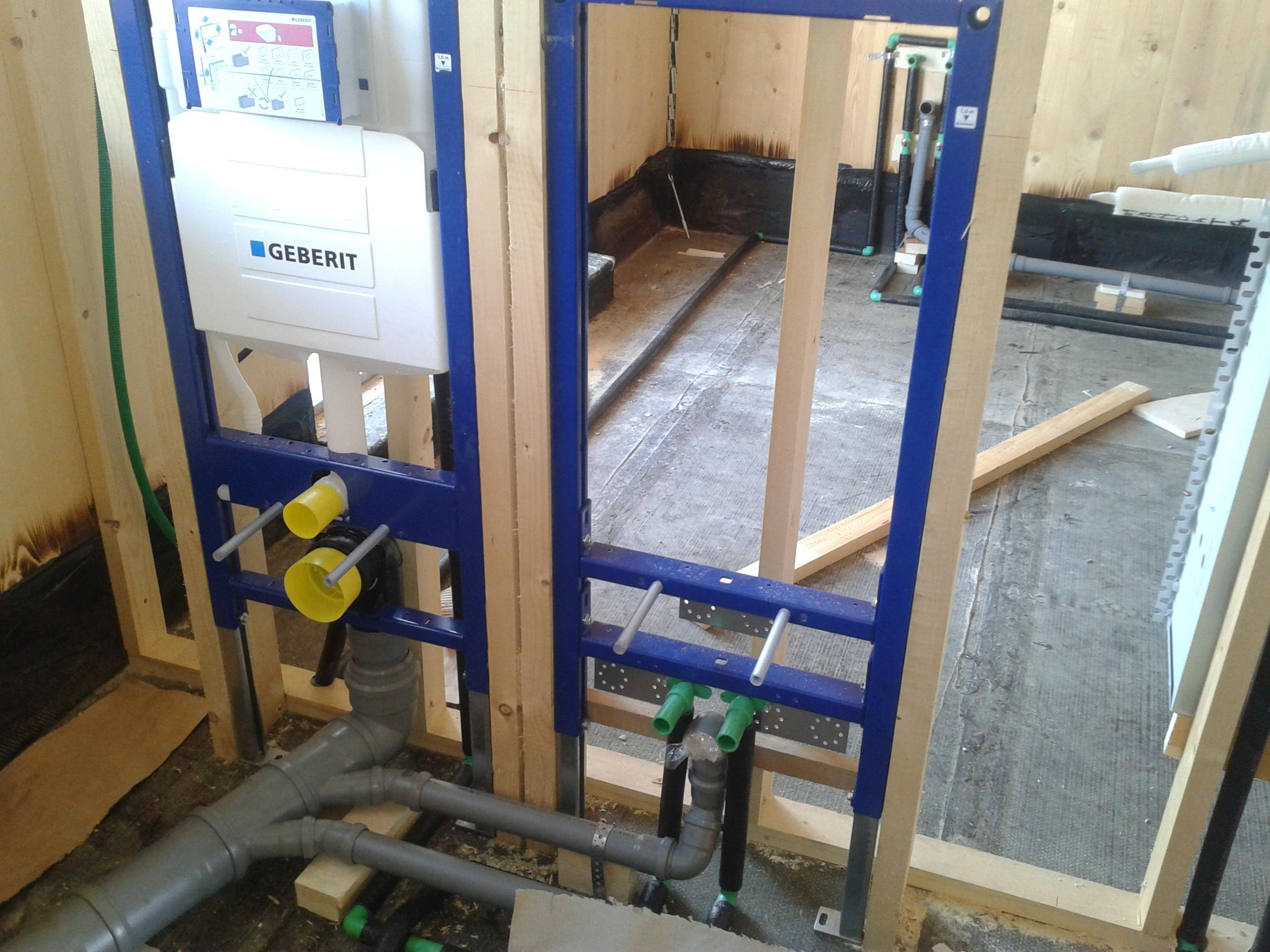 Cos gli appartamenti consumano solo 3 kw gt il giornale del termoidraulico - Tubazioni bagno ...