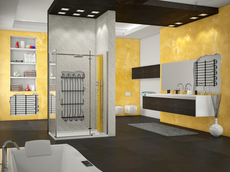 Pannelli per pareti bagno trendy pannelli per pareti - Pannelli adesivi per bagno ...