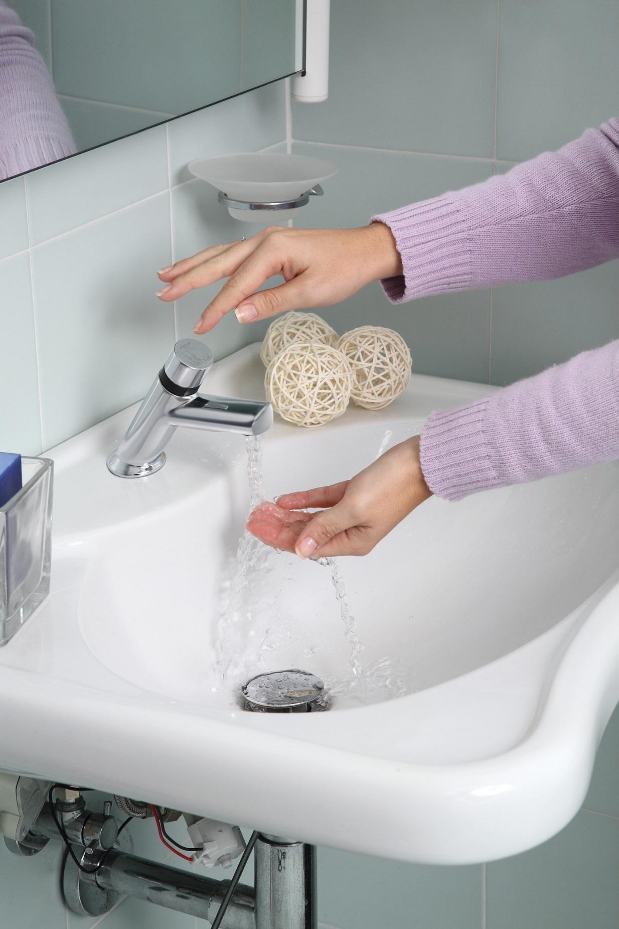 Rubinetti e miscelatori per lavabo e doccia gt il for Rubinetti per lavabo