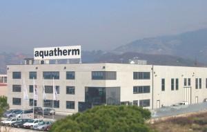 La sede italiana aquatherm, a Massa.