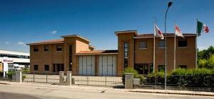 La sede di Rinnai Italia Srl a Carpi (MO).