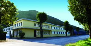 Sede della Comparato Nello S.r.l., Località Ferrania - Cairo Montenotte (SV).