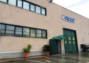 La sede Rizzo Umberto Srl, Fonte Nuova (RM)