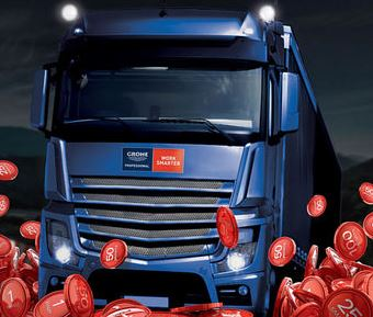 Grohe Truck XL