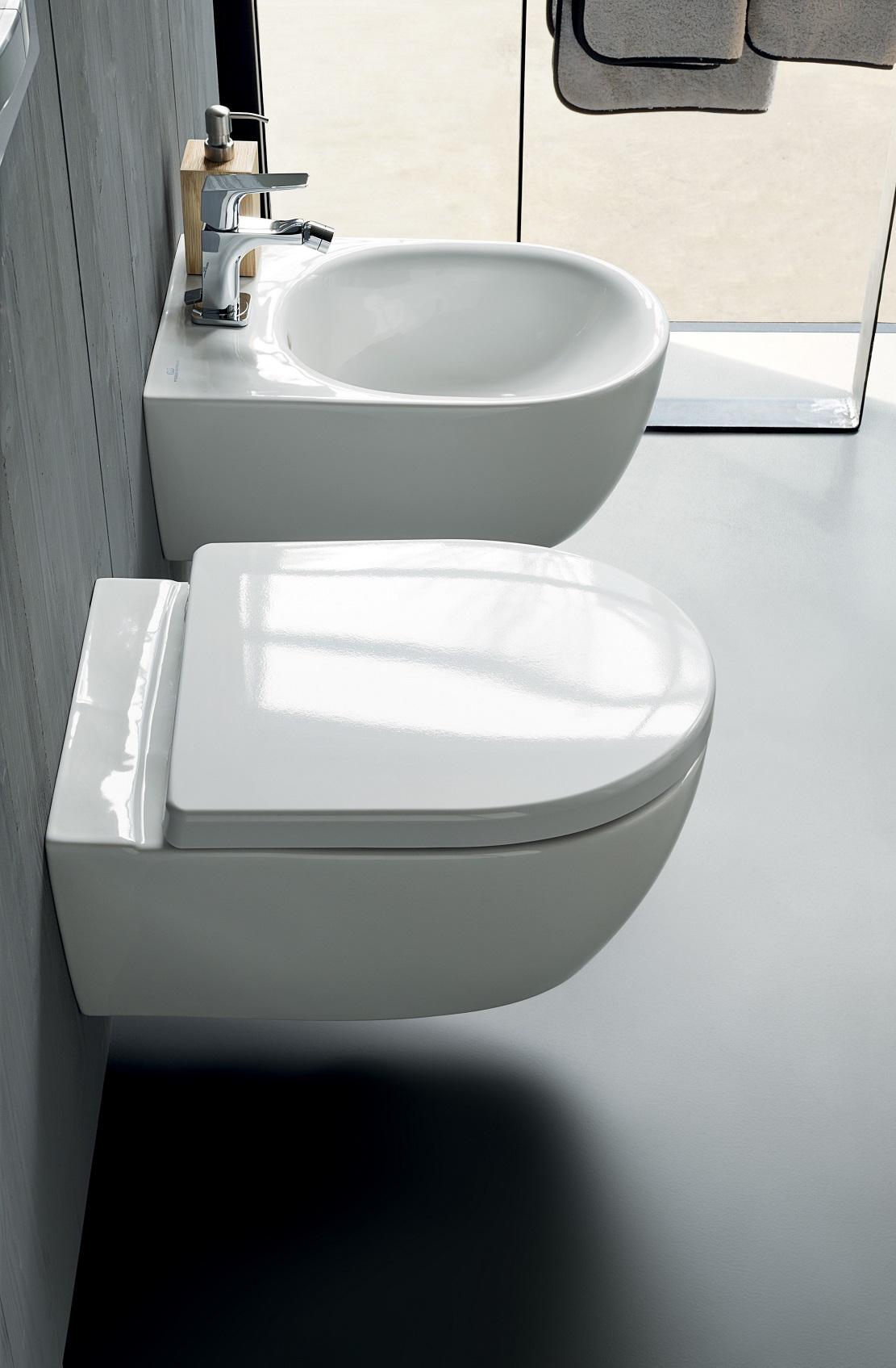 Sanitari a terra per installazione a filo parete gt il giornale del termoidraulico - Vasche da bagno pozzi ginori ...