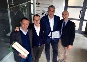 Provex_Premiazione Agenzia Aquatrend