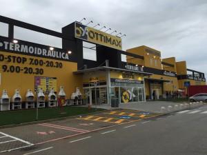 MATERIALI. Ottimax apre il terzo punto vendita a Cesena (Uscita CESENA NORD – A14/E45 Piazzale Caduti del Lavoro).