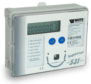Misuratore elettronico serie 531