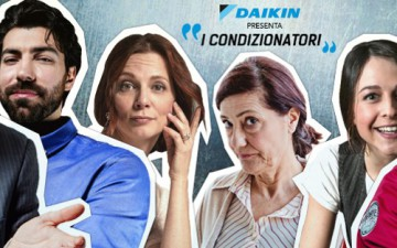 Due simpatici video per la nuova campagna Daikin
