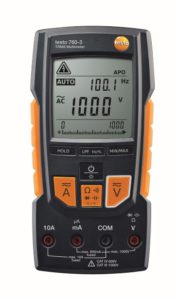 Testo Multimetro_testo 760-3