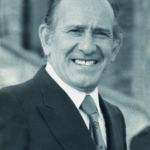 Il comm. Arnaldo Rimoldi, fondatore nel 1965 di FACOT.