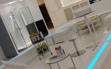 Grandform rifà il look allo showroom in SFA a Siziano (PV)