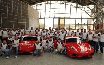 """Contest """"Wavin Speed Race Team"""": gli operatori in pista su una Ferrari!"""