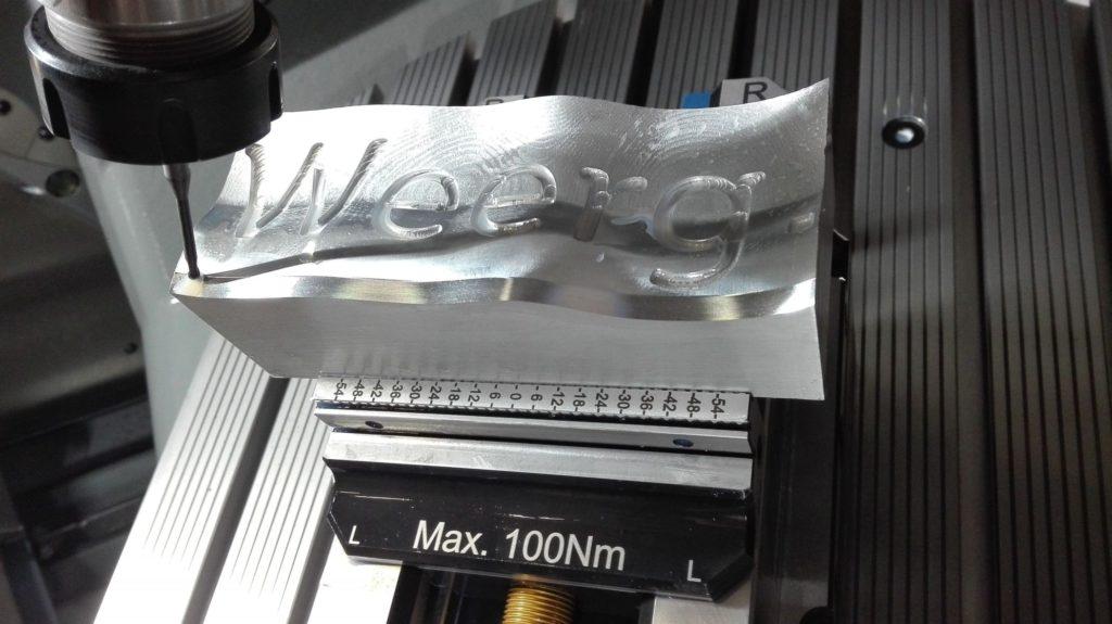 CNC Weerg