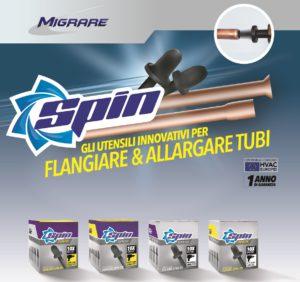 TDM utensili per flangiare tubi in rame