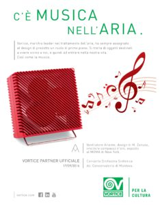 VORTICE Concerto Mantova
