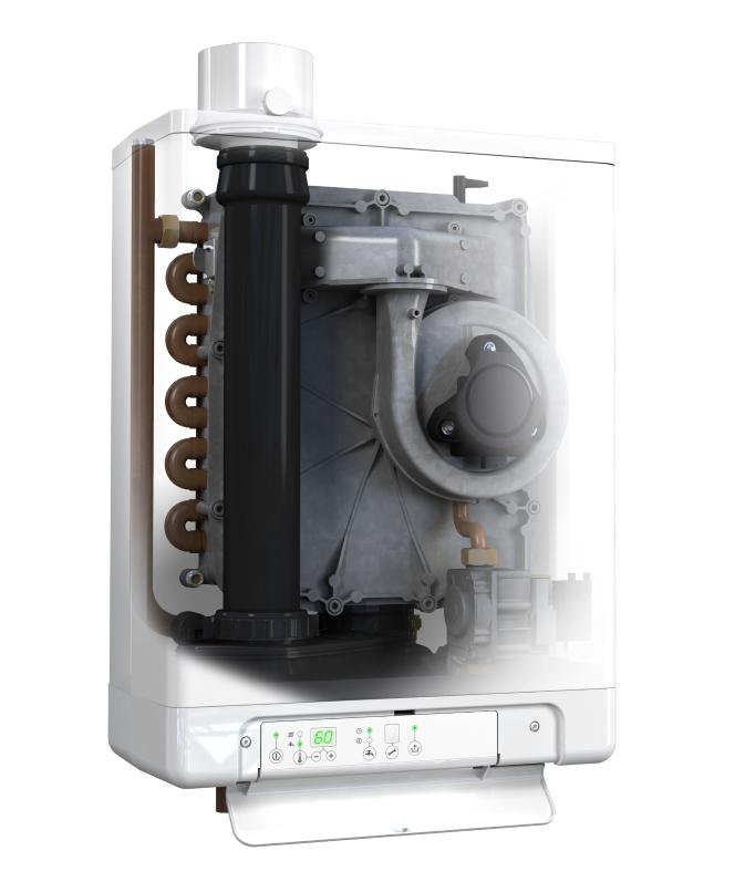 La caldaia a doppia condensazione - GT – Il Giornale del Termoidraulico