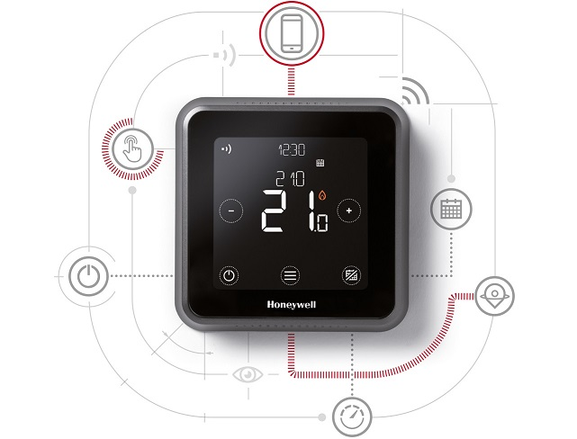 Lyric_T6 Honeywell termostato