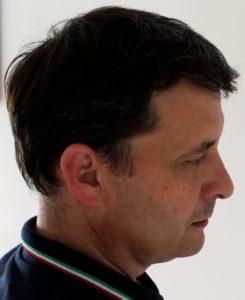 Mauro De Stefanis, titolare della C.E.M.I. IMPIANTI, Latina.