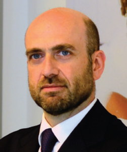 Marco Manzone, Marketing manager Ariston Thermo Italy.