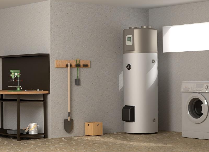 scaldacqua a pompa di calore: produzione da fonti rinnovabili