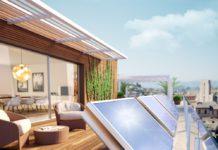 sistema termico solare
