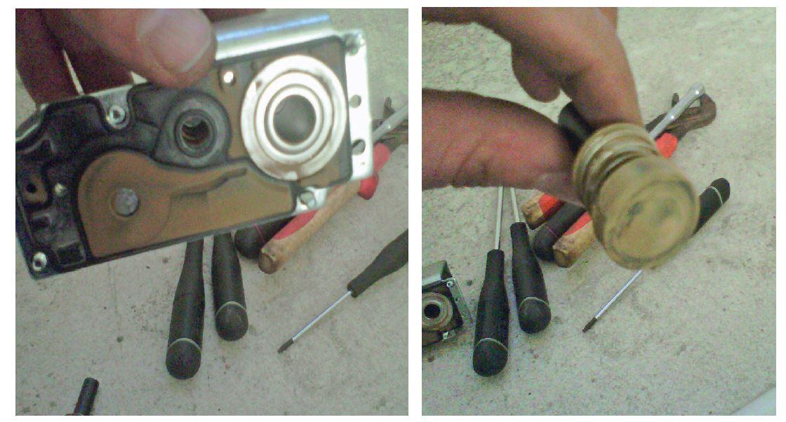 filtro linea combustibile gassoso