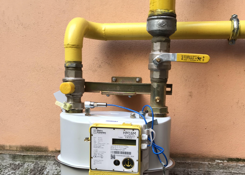 Ma vero che il tubo di adduzione del gas deve essere giallo gt il giornale del termoidraulico - Tubazioni gas metano interrate ...