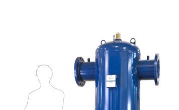 Separatore idraulico
