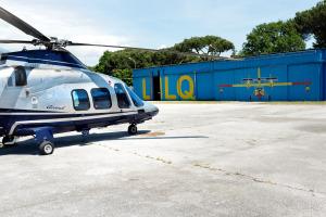 'aeroporto turistico di Marina di Massa Cinquale, dedicato al volo con piccoli aeromobili