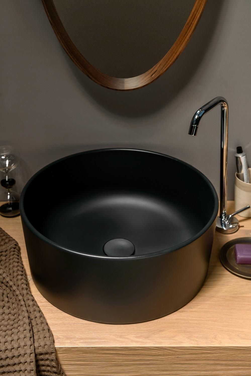 Come Pulire Il Lavabo In Resina lavabo in marmo-resina - gt – il giornale del termoidraulico