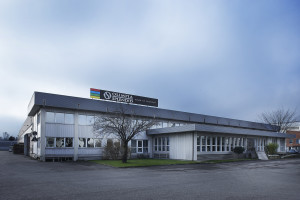 La sede di Olimpia Splendid Spa a Cellatica (BS).