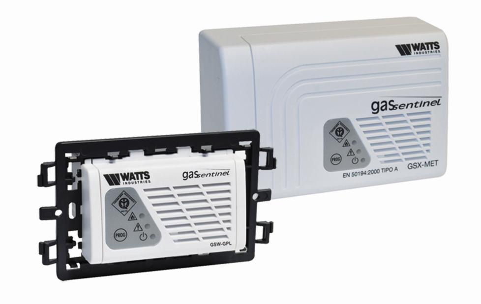 Watts GSX-GSW