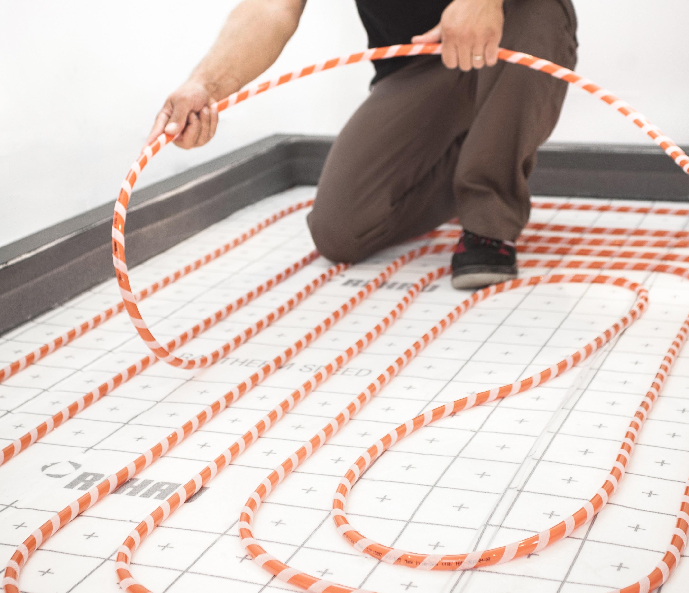 Riscaldamento A Pavimento Tubi kit completo per pavimenti radianti - gt – il giornale del