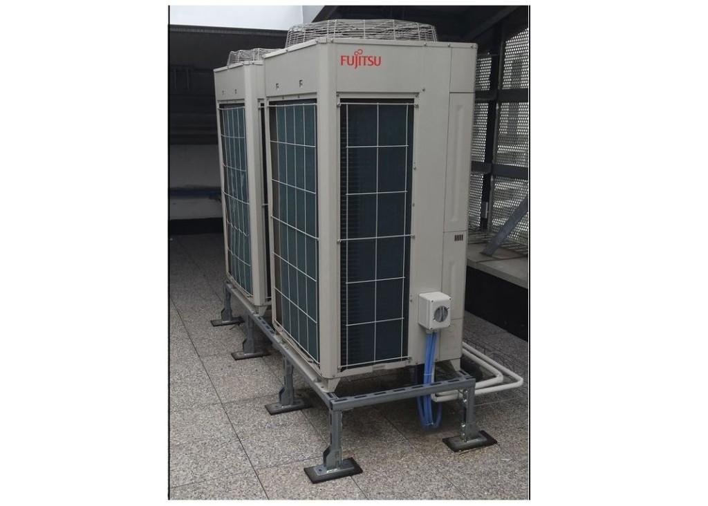 """Sistema VRF con recupero di calore per CED e UPS di """"Casa ..."""