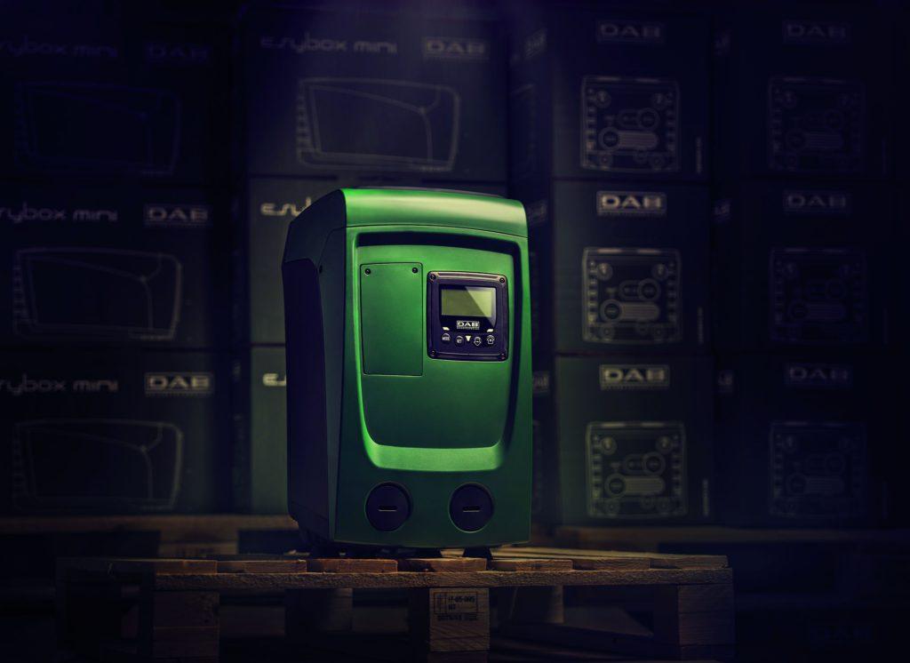 E.SYBOX MINI autoclave integrata con elettronica a inverter.
