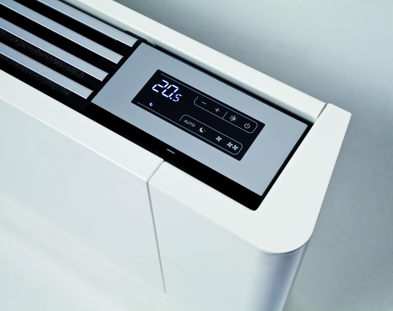 Pompa Di Calore Ventilconvettori riscaldamento, raffrescamento e deumidificazione con il