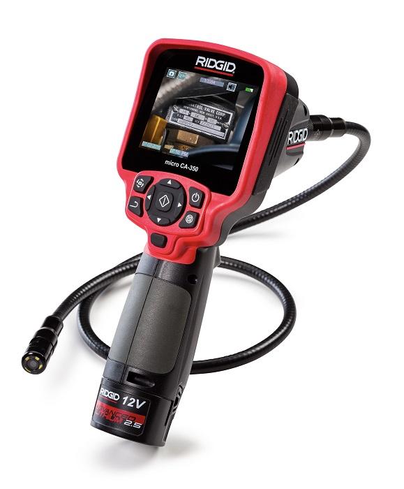 termocamera ridgid micro