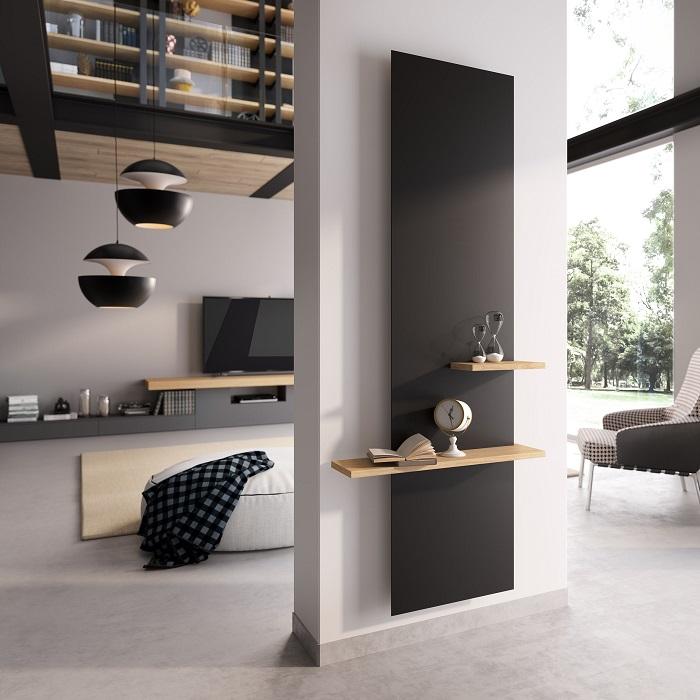 Frame è un radiatore a piastra con accessori Lynea - GT – Il ...