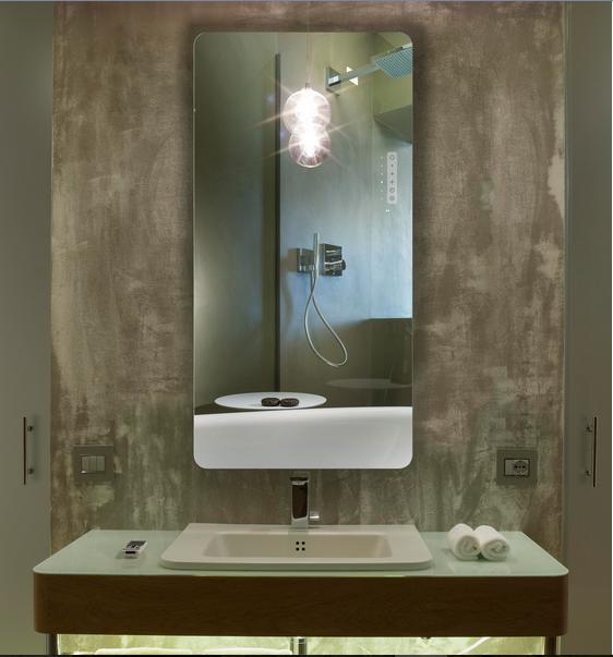 Specchio E Pannello Radiante A Raggi Infrarossi Reflex