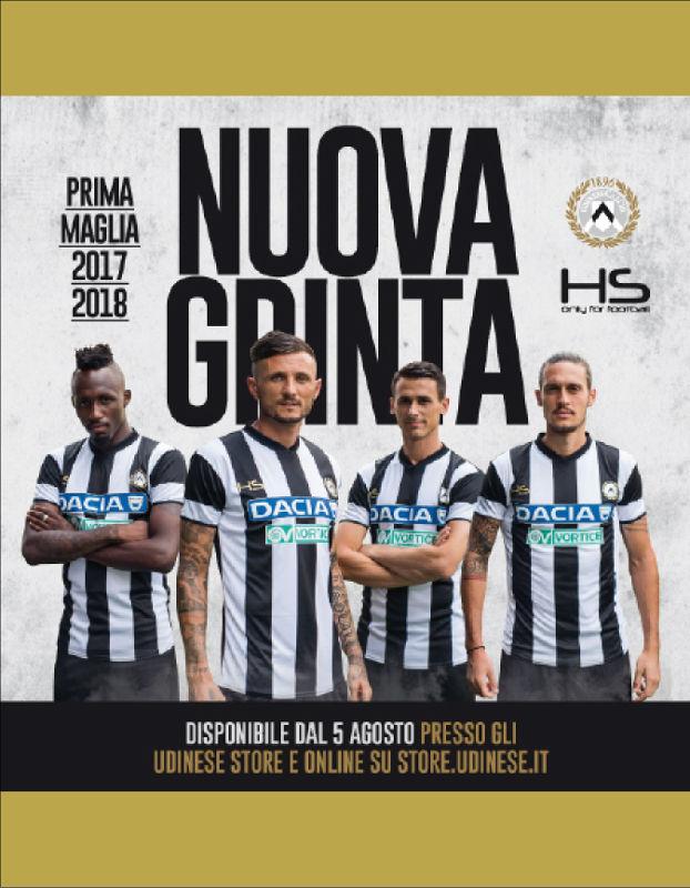 Udinese Calcio Calendario.Vortice E Udinese Calcio Ancora Insieme Una Lunga